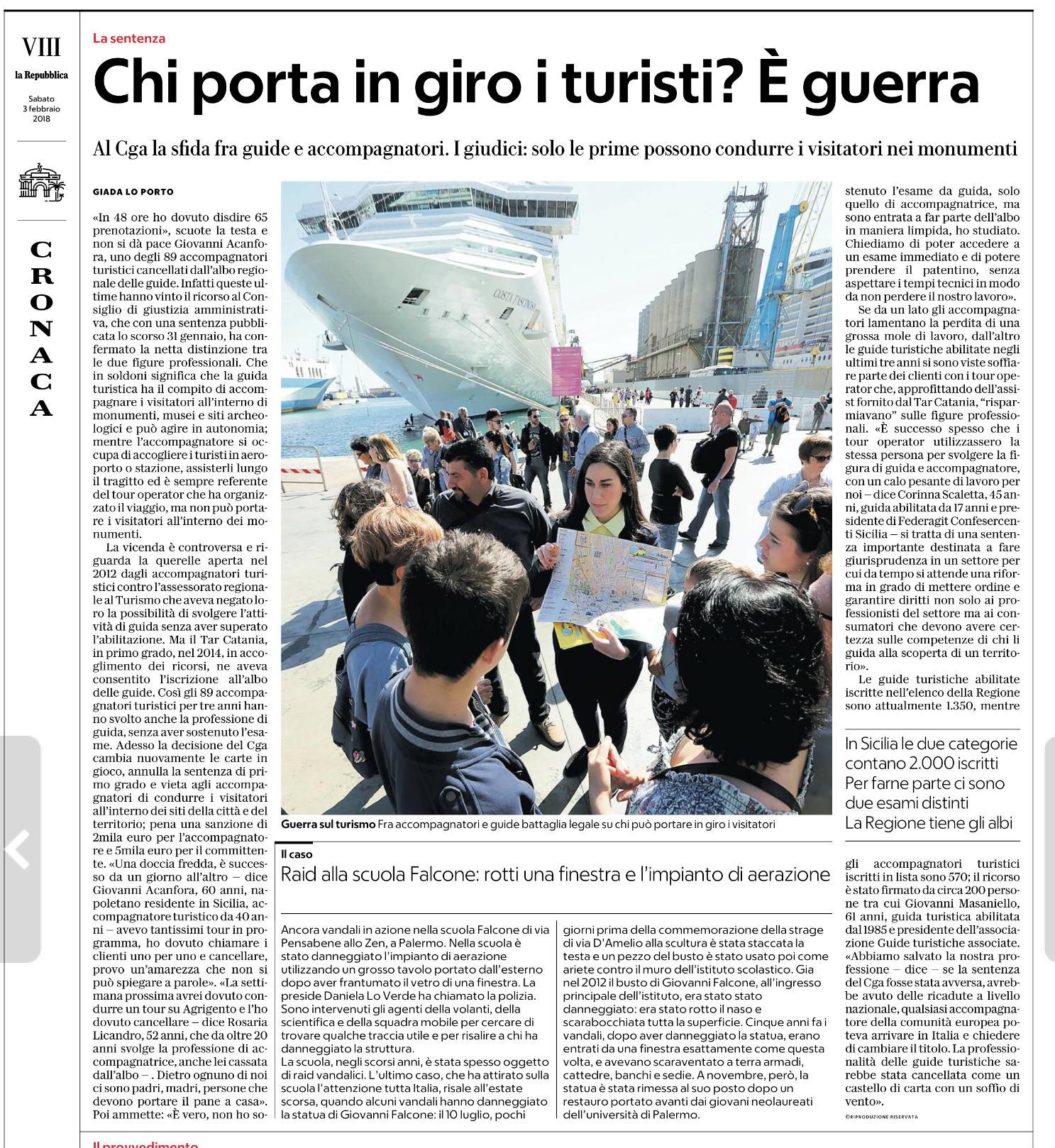 Guide Turistiche Repubblica